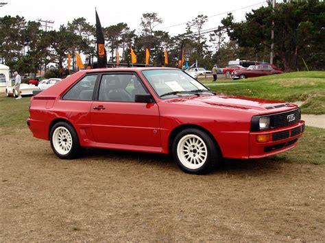 1984 Audi Sport Quattro Pictures