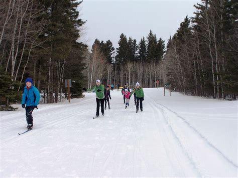 manitoba winter games cross country ski association manitoba