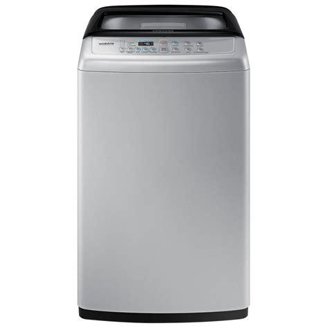 machine a laver 9kg machine 224 laver 224 chargement par le haut samsung 9kg silver