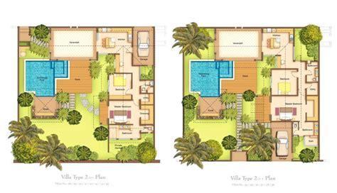 chambre de villa plan villa de luxe avec piscine gascity for