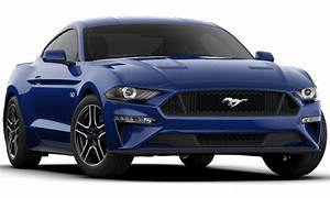 2020 Ford Mustang Exterior Colors