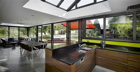 davaus modele cuisine dans veranda avec des idées