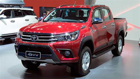Revo Image by All New Toyota Hilux Revo In Pakistan