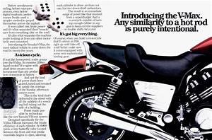 Racing Caf U00e8  Vintage Brochures  Yamaha V