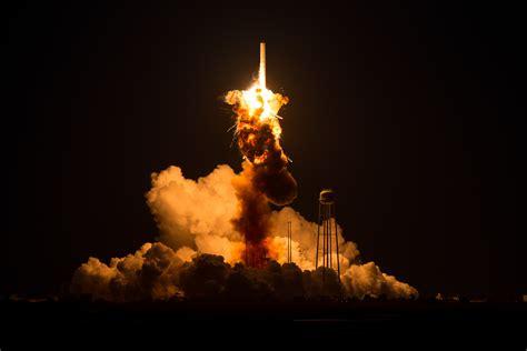 Inside Antares: Doomed Rocket Powered by Refurbished ...