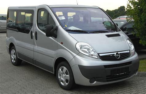 Opel Vivaro by Opel Vivaro википедия