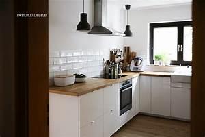 Arbeitsplatte Küche Ikea : unsere k che dreierlei liebelei ~ Michelbontemps.com Haus und Dekorationen
