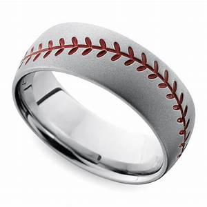 cool men39s wedding rings for sports fanatics With wedding ring for guys