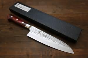 japanese folded steel kitchen knives japananese knives japanny authentic japanese crafts