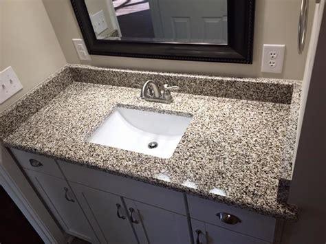 granite white sands contemporary kitchen