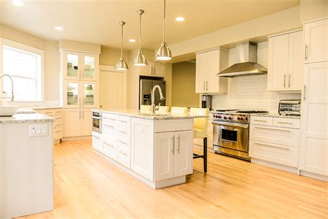 ikea maple kitchen cabinets general contractors kitchen remodeling portland or 4582