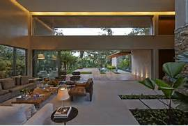 Modern Open Space Natural House Design Few Steps More And You 39 Re Inside The House About As Inside