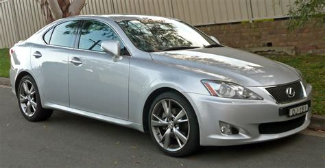 Used 2010 Lexus Is 250 For Sale