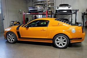 2007 Ford Mustang Boss 302 Saleen PJ for sale #83967   MCG