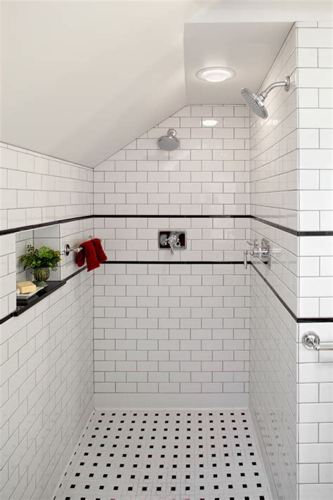 bathroom tile ideas black and white second bathroom with wallpaper bathroom