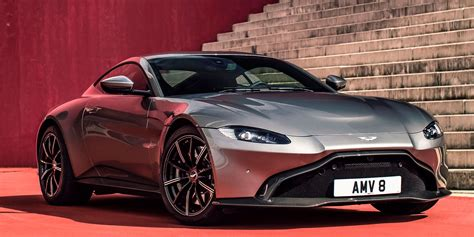 2019 Aston Martin Vantage by 2019 Aston Martin Vantage Vehicles On Display