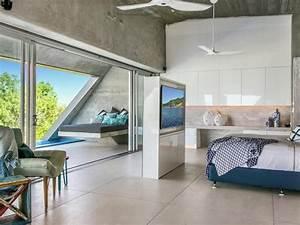 Belle Maison Moderne Interieur Chambre