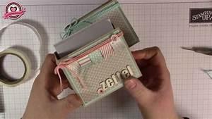 Geschenkkörbchen Selber Basteln : tutorial zettelbox selber basteln stampin 39 up youtube ~ A.2002-acura-tl-radio.info Haus und Dekorationen