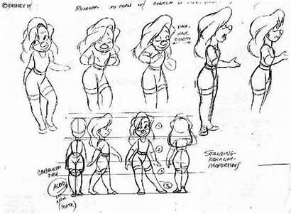 Roxanne Disney Sheets Characters Goofy Walt Character