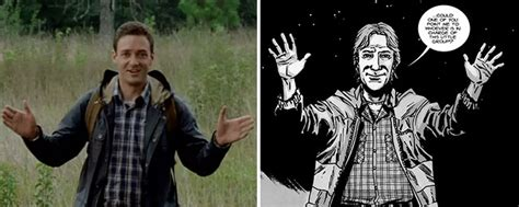 ross marquand family guy walking dead introduces gay comic character aaron l7 world
