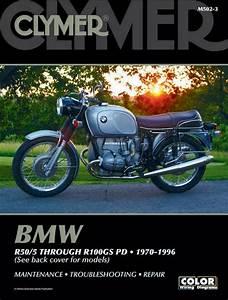 Bmw Airhead R50  5 Through R100gs Pd  1970