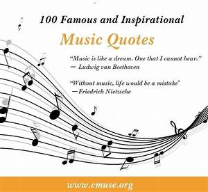 100 Famous and ... Musician Short Quotes