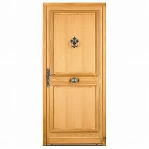 porte d39entree bois beauregard pasquet menuiseries With modele de porte d entrée