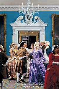 Colonial Williamsburg Dance