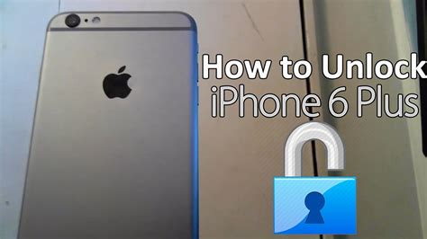 How To Unlock Iphone 66 Plus! Factory Unlock For Any Gsm
