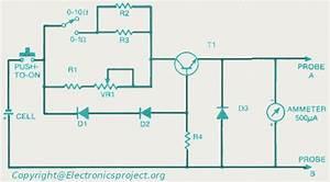 Ohm Meter  U2013 Electronics Project