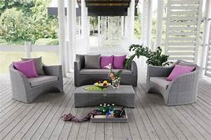 Mini Salon De Jardin : mobiliers de jardin le blog du design ext rieur mobiliers de d corationequipez votre ~ Teatrodelosmanantiales.com Idées de Décoration