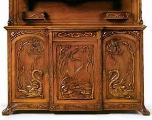 Art Nouveau Mobilier : 136 best images about art nouveau mobilier on pinterest ~ Melissatoandfro.com Idées de Décoration