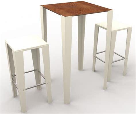 table mange debout 4 pieds guyon fabricant fran 231 ais de mobilier urbainmobilier urbain guyon sa