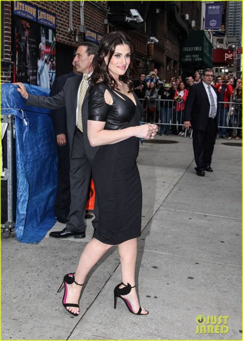idina menzel belts out an if then song for letterman