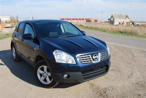 nissan 2008 car 2008 nissan qashqai images 2000cc gasoline ff cvt for