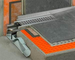 Barrierefreie Dusche Nachträglicher Einbau : premiere f r 60 mm hohe duschfl che mit linienentw sserung ~ Michelbontemps.com Haus und Dekorationen