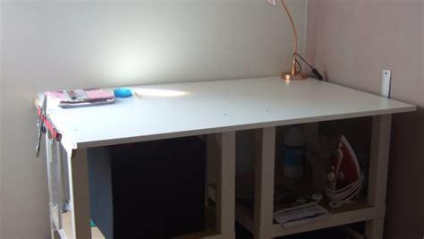 meubles bas cuisine ikea table coupe couture diy