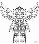Chima Lego Coloring Pages Eris Eagle Printable Legends Drawing Colouring Characters Easter Legend Bunny Dot sketch template