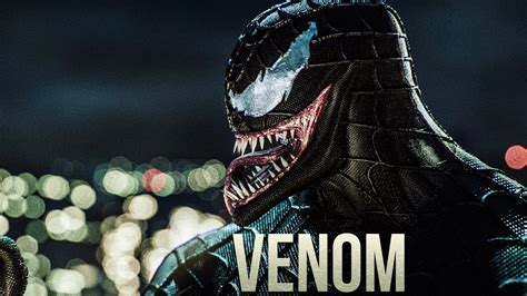 "First Trailer For ""venom"" Warns Of Demons"