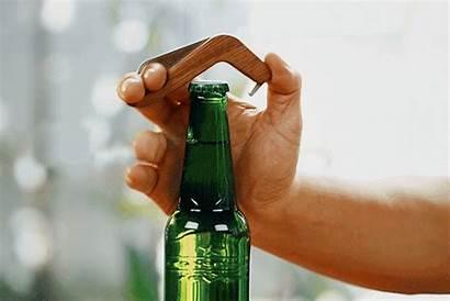 Bottle Beer Opener Open Hand Box Opened