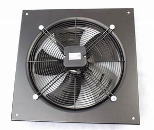 Commercial Extractor 400mm Axial Duct Fan Kitchen Extract