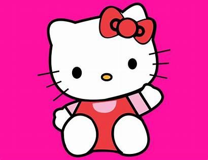 Kitty Hello Wallpaperup