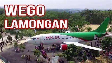 wisata wego lamongan  unik  edukatif wisata