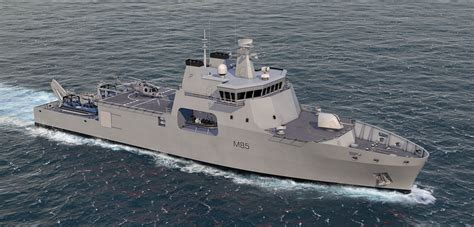 BMT introduces Venari 85 - candidate for future Royal Navy ...