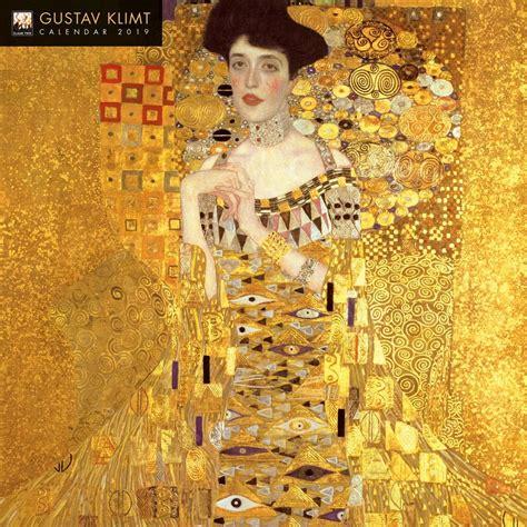Klimt La by Gustav Klimt 2019 Wall Calendar