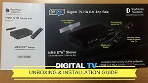 Digital Tv Unboxing And Installation Guide