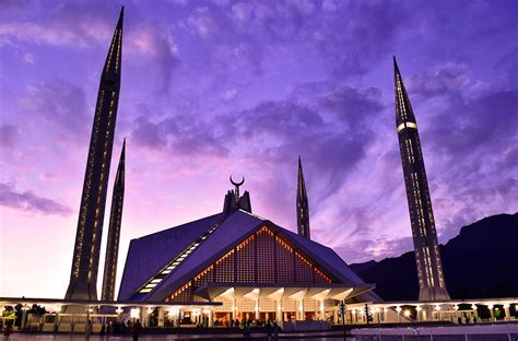 Faisal Mosque Hd Images by Faisal Mosque