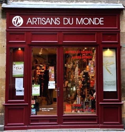 artisans du monde bordeaux 224 bordeaux les horaires fr