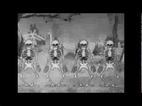 the living tombstone spooky scary skeletons remix