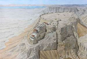 Masada - Jean-Claude Golvin